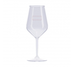 Tritan Wine Glass bedrukken