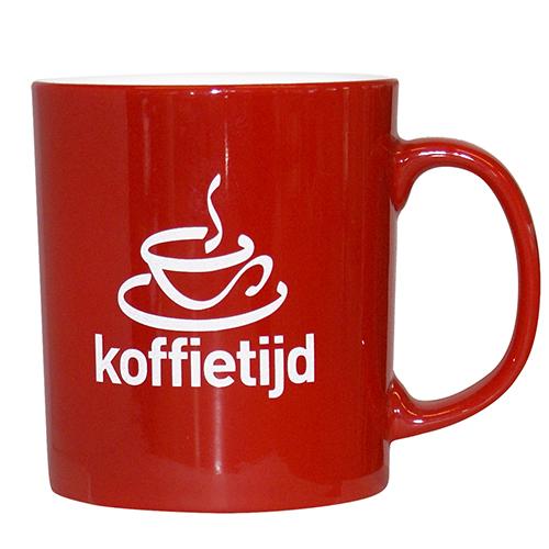 Mokken bedrukken met uw logo bestel vandaag nog online for Koffietijd vandaag kleding